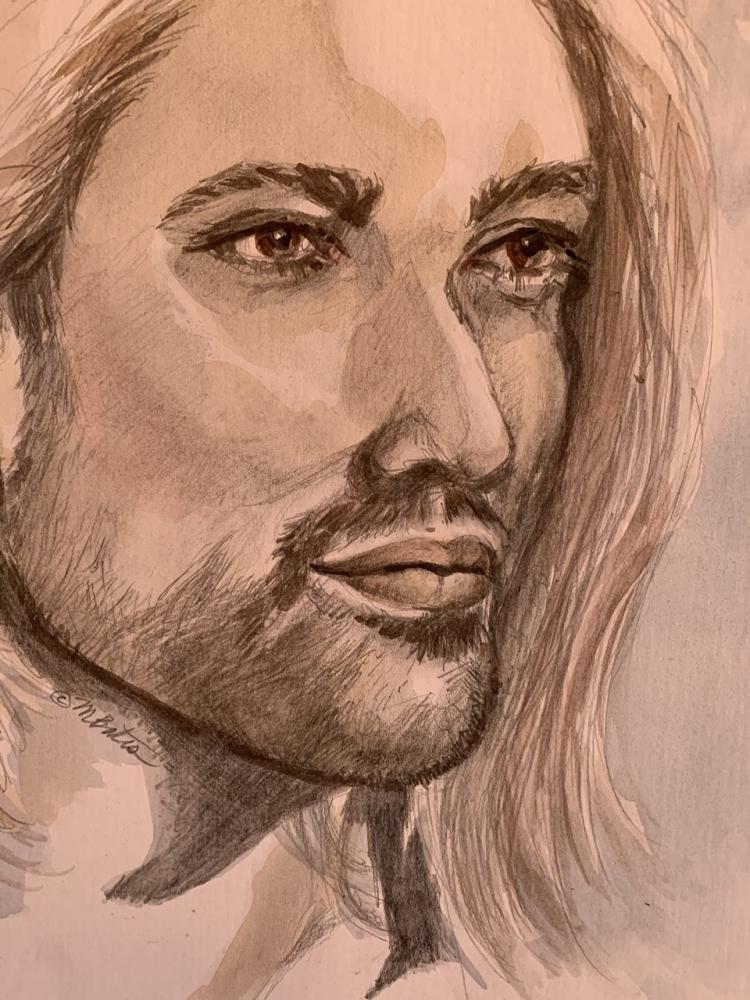 David Garrett por MarshaElle